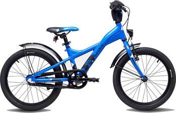 """S´cool scool XXlite street 18 3-S alloy blue/black matt 18"""" 2019 Kids Bikes"""