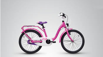 "S´cool scool niXe street 18 alloy pink 18"" 2019 Kids Bikes"
