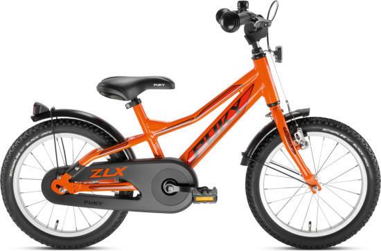 Puky ZLX 16-1 Alu racing orange