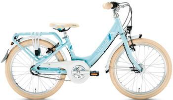 """PUKY Skyride 20-3 Alu Light Kinderfahrrad 20"""" himmelblau 20"""" 2019 Kids Bikes"""