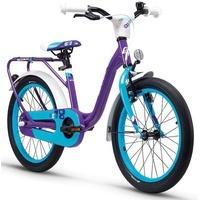 "S´cool scool niXe 18 alloy violet/blue 18"" 2019 Kids Bikes"