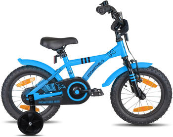 PROMETHEUS BICYCLES Hawk 14 Zoll blau