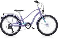 "Electra Sprocket 7D EQ Girls 20"" la la lavender One Size 2019 Kids Bikes"
