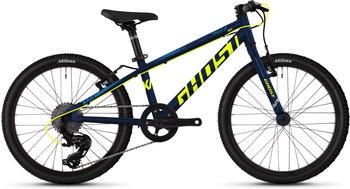 Ghost Kato R1.0 AL 20 Zoll RH 27 cm night blue/neon yellow/riot blue