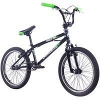CHRISSON BMX »Trixier One«, 20 Zoll, 1 Gang, V-Bremsen, schwarz