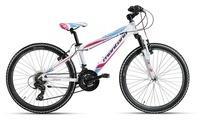 Montana Bike Spark 24 Zoll RH 32 cm weiß/lila