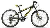 Montana Bike Spidy 24 Zoll RH 32 cm 21-Gang schwarz/gelb