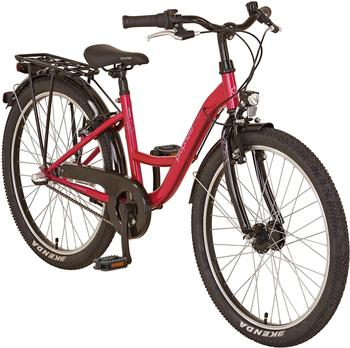 "Prophete CATCH-UP 20.BTK.10 KIDS Bike 24"" Mädchen"