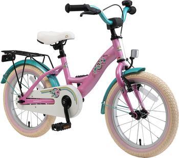 Bikestar Kinderfahrrad 16 Zoll RH 24 cm pink