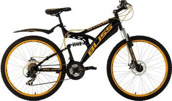 "KS-CYCLING KS Cycling Jugendfahrrad Mountainbike Fully 24"" Bliss"