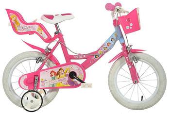 """Dino Bikes Disney Princess 14"""""""