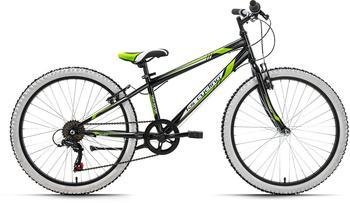 KS-CYCLING KS Cycling Jugendfahrrad Scrawler 6 Gang Shimano Tourney Schaltwerk Kettenschaltung