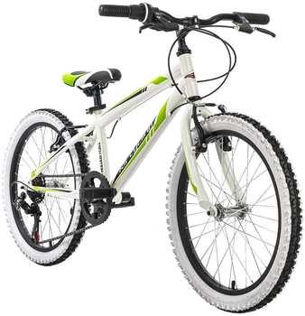 "KS-CYCLING KS Cycling Kinderfahrrad Scrawler 20"" weiß"