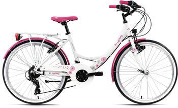 KS Cycling mädchen 24 pink
