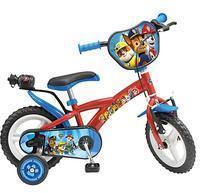 Toimsa Bikes Kinderfahrzeug-Räder Fahrrad Paw Patrol 12 Zoll EN71 blau