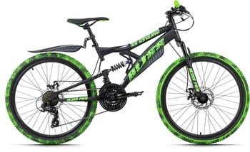 KS-CYCLING KS Cycling Kinderfahrrad MTB 24 Bliss Pro
