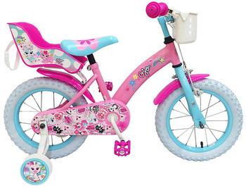 Volare Mädchen 16 pink