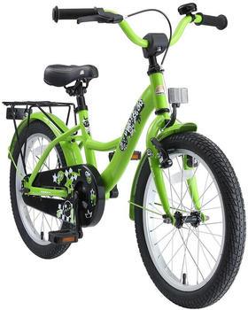 Bikestar 18 Zoll Classic Grün