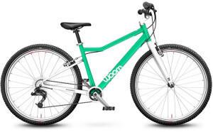Woom 6 Classic mint green