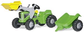 Rolly Toys rollyKiddy Futura mit Anhänger und Lader (630035)