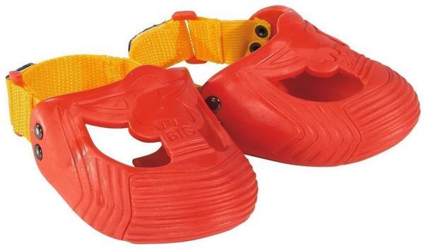 Big Schuhschoner rot/gelb