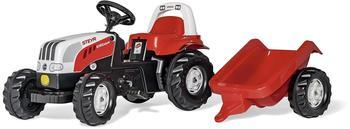 Rolly Toys rollyKid Steyr 6165 mit Anhänger (012510)