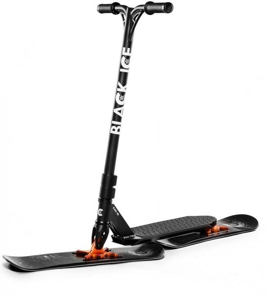 Micro Mobility Scooter Black Ice Snowpark