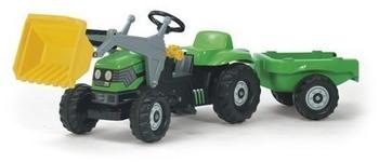Rolly Toys rollyKid Deutz-Fahr mit Lader und Anhänger (023196)