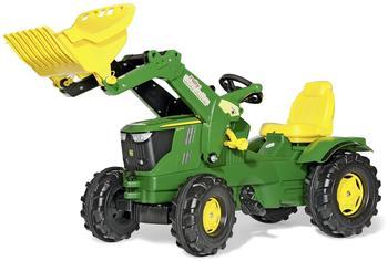 Rolly Toys rollyFarmtrac John Deere 6210R mit Lader (611096)