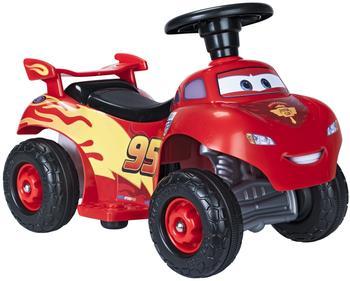 FEBER Quad Cars Lightning McQueen rot (800007173)