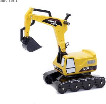 Falk Bagger Power Shift L100 Rutscher gelb