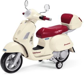 Peg Perego Piaggio Vespa GT 12V rot und weiß