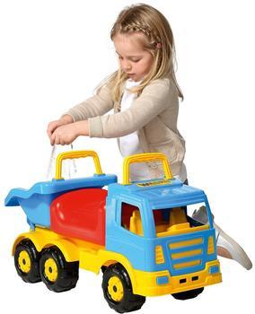 The Toy Company Rutscher-LKW mit Kipplade