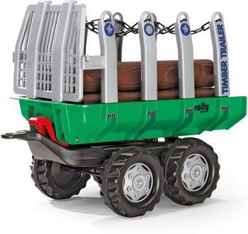Rolly Toys rollyTimber Trailer grün (122158)