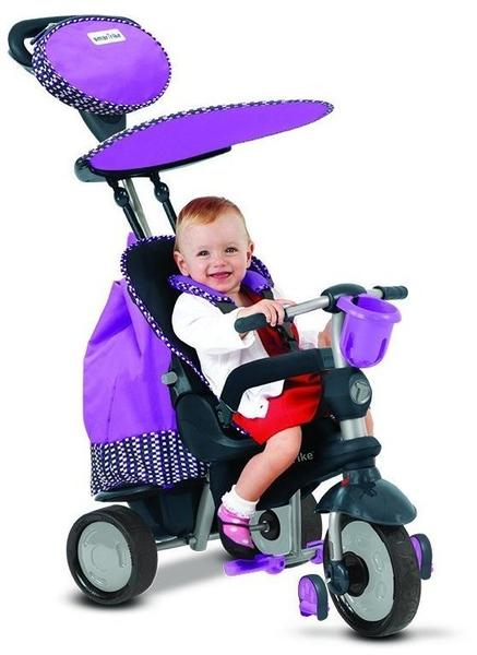 smarTrike Splash 5 in 1 lila
