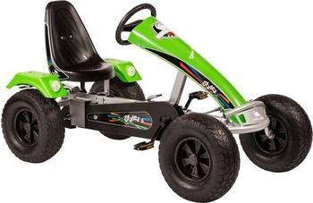 Dino Stylez AF mit Breitreifen silber/grün (S323)