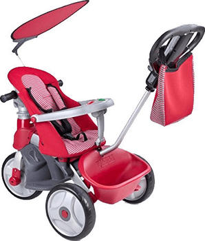 Feber Baby Trike Easy Evolution Red