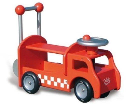 Vilac Feuerwehr Rutschauto