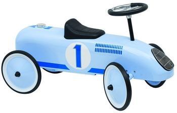 Goki Rutscherfahrzeug blau (14166)