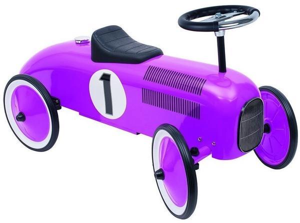 Goki Rutscherfahrzeug lila