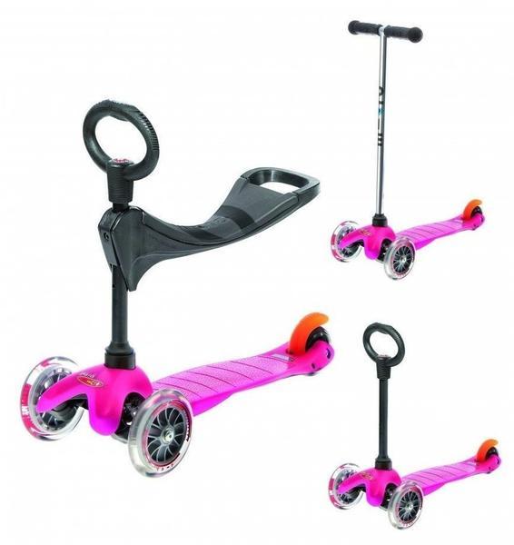 Micro Mobility Mini Micro 3-in-1 Pink