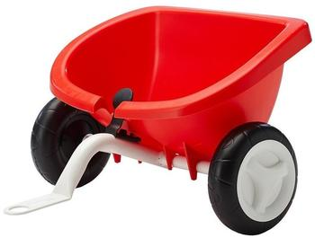 Kettler Dreirad-Anhänger rot