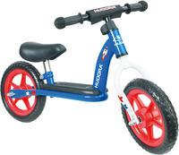 Hudora Laufrad Toddler blau/rot