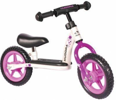 Hudora Toddler pink/weiß