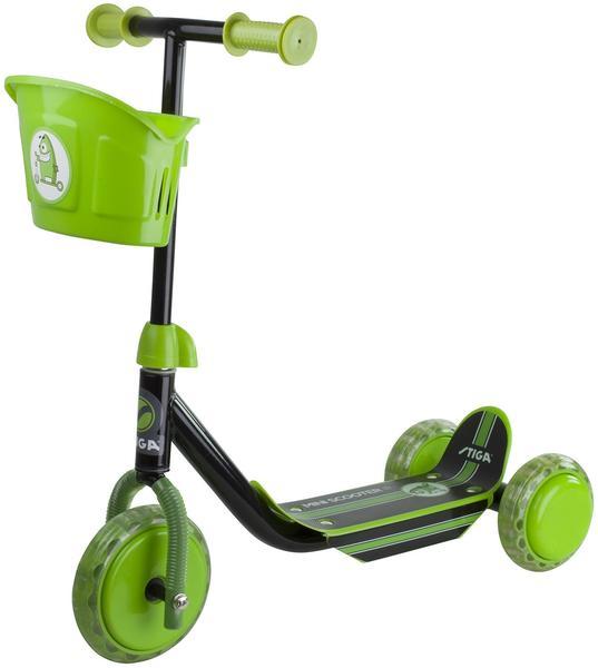Stiga Str Mini Kid 3W schwarz/grün