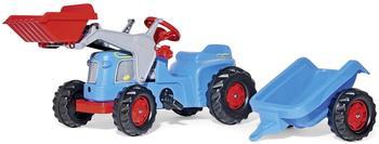 Rolly Toys rollyKiddy Classic mit Lader und Anhänger (630042)