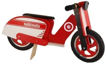 Kiddi moto Scooter Red White