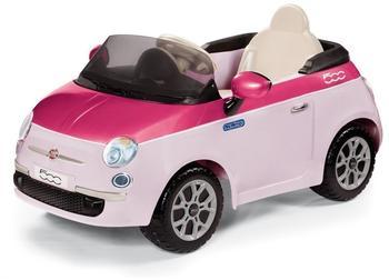 Peg Perego Fiat 500 6V rosa