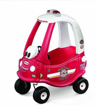 Little Tikes Cozy Coupe Fire