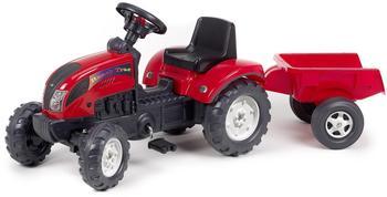 Falk Traktor Ranch Trac + Anhänger (2051AC)